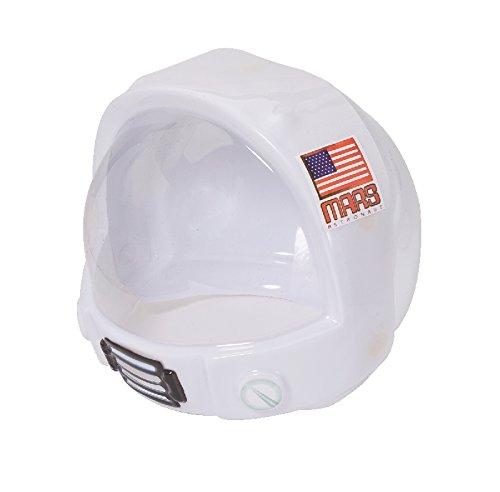 Jacobson Hat Company Child's Plastic Space Helmet (Adult Astronaut Helmet)