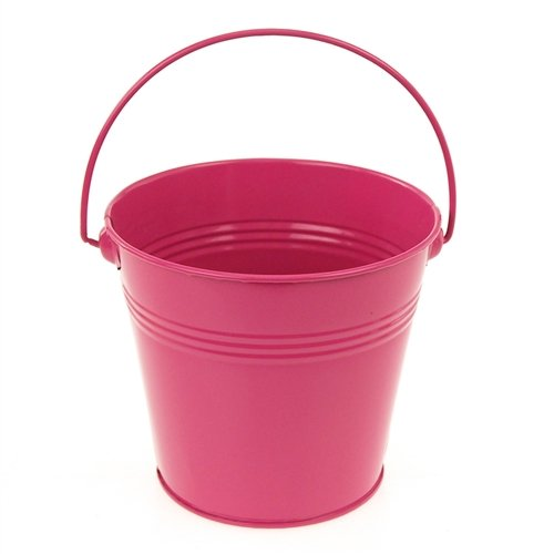 Firefly Imports FCF041959FUS Metal Pail Buckets Party Favor, 5
