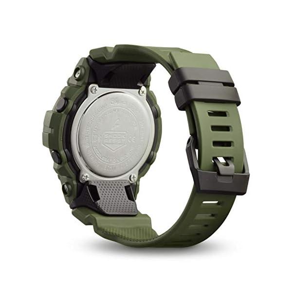 Casio Reloj Digital para Hombre con Correa en Resina 3