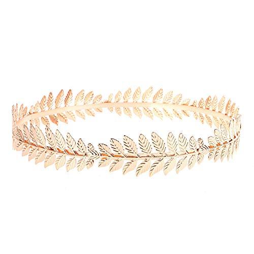Greek GoddessRoman Emperor Crown Laurel Wreath Gold