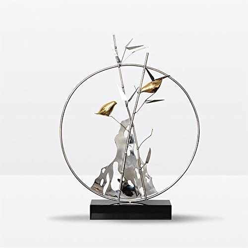 Ornamento Della Giungla Elemento Arte Scrivania Moderna Intrattenere Arredamento Scultura Tavolo Da Caffè Casa Ufficio