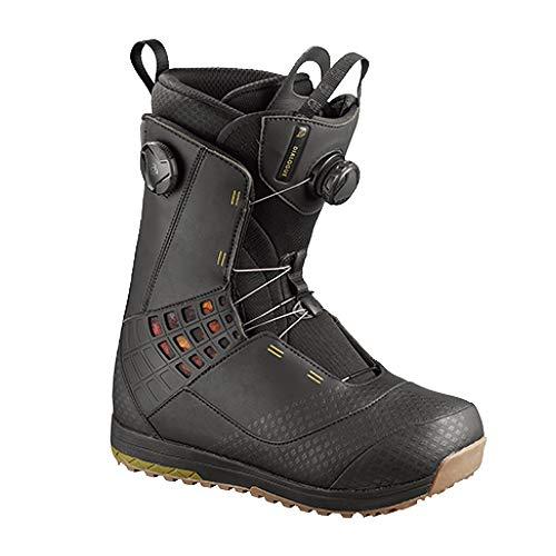 Salomon Snowboards Dialogue Focus Boa Snowboard Boot - Men's Black, 11.5