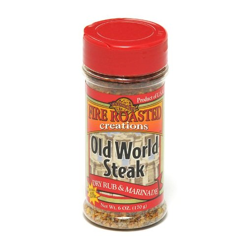 Old World Steak Rub