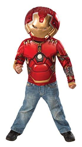 Marvel Avengers Age of Ultron Hulk Buster Muscle Chest Shirt (Rock Halloween Hulk)