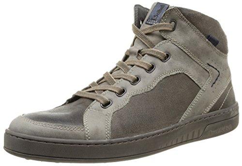 Josef Seibel - Dresda 05, Sneakers da uomo, grigio (grey/kombi), 43