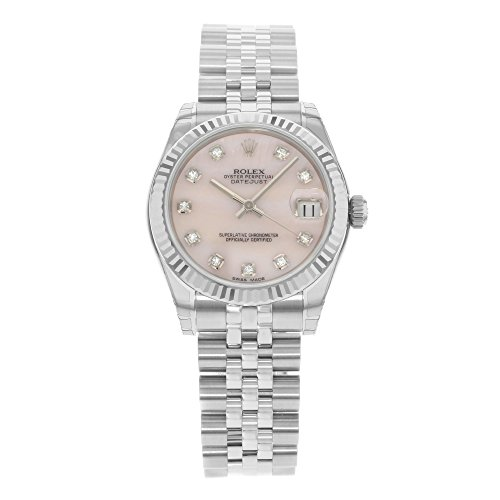 Rolex Datejust 178240 Stainless Steel Automatic Ladies Watch