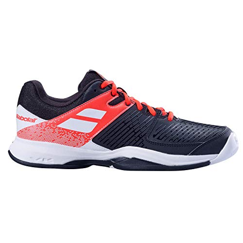 Babolat Tout 44 Chaussures De Pulsion Terrain Chaussure Allcourt Hommes Orange Tennis Noir rqwr1g0
