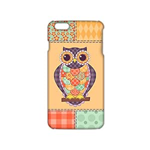 Cool-benz Artistic owl 3D Phone Case for iPhone 6