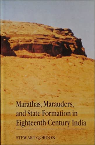 Book Marathas, Marauders and State Formation in Eighteenth-century India