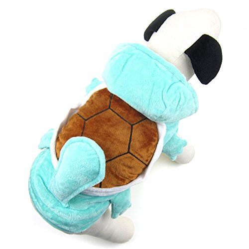 Alfie Pet by Petoga Couture - Madison Squirtle Costume - Size: (Halloween Safety Tips For Dogs)