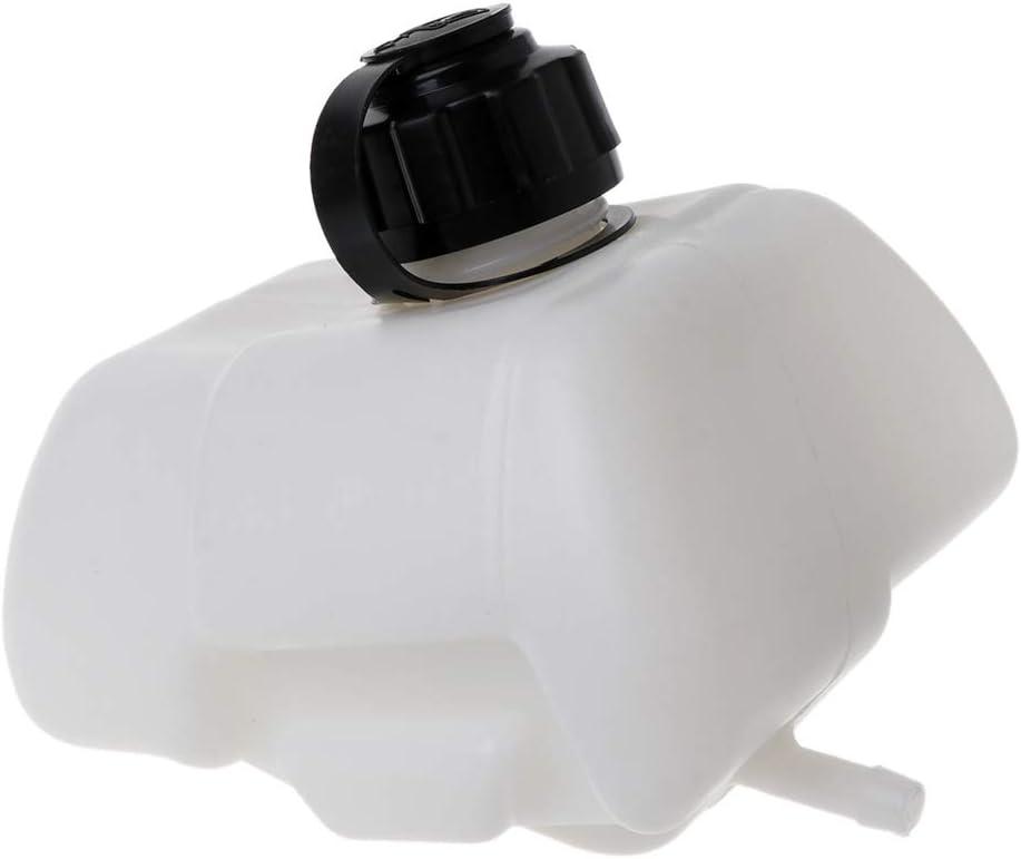 Depósito de combustible de piezas de cortacésped para depósito de combustible de corte de cepillo 40-6 plástico para moto depósito