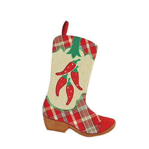 Boot Christmas Stocking - Northlight 18.5
