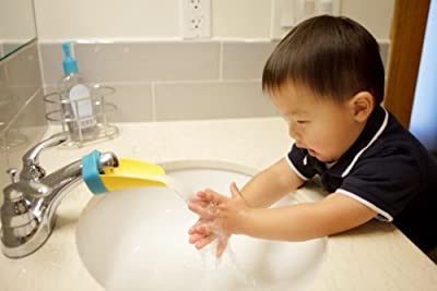 Aqueduck The ORIGINAL Faucet Extender