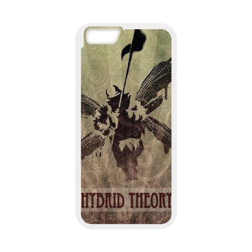 Linkin Park 004 iPhone 6 Plus 5.5 Inch Fall hülle Abdeckung Weiß Handy Tasche EOKXLKNBC33664