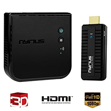 Nyrius NPCS549 ARIES Prime Wireless Video HDMI Transmitter & Receiver