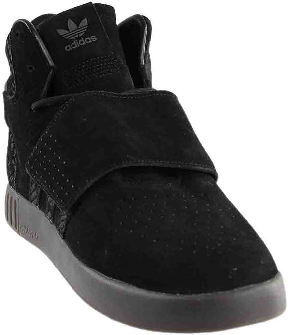 promo code 21b3a 1f1cb adidas Originals Tubular Invader Sangle pour Homme Hi Top Baskets Sneakers  Chaussures  Amazon.fr  Chaussures et Sacs