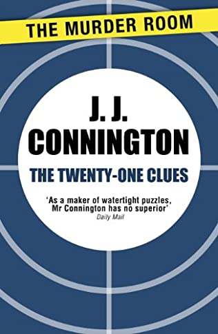 book cover of The Twenty-one Clues