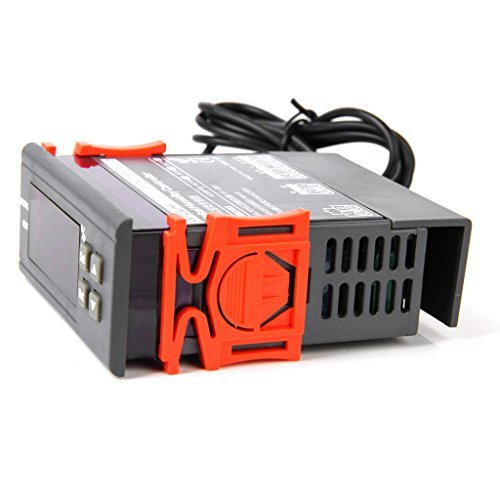 SODIAL (R) WH8040 regulador digitales de control de la humedad del aire: Amazon.es: Bricolaje y herramientas
