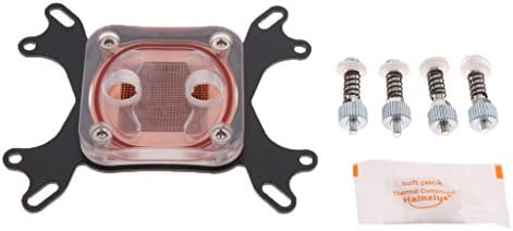Micro Channel CPU Water Cooling Block for AMD AM2,AM3,AM3+//Intel 775,1150 #3
