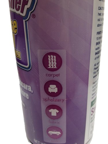Chem-Dry Grease & Oil Stain Extinguisher – Specially designed to remove grease & oil based stains