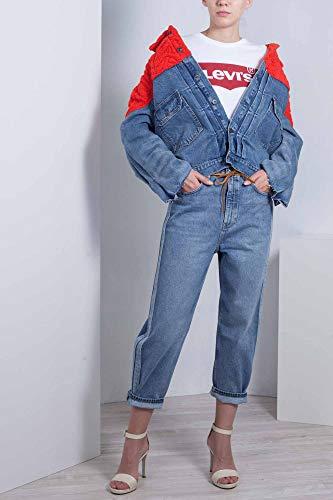Trucker Con Giubbotto Donna Maglia Made Levi's In Crafted And Dettagli w7qvXx4B