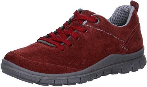 Legero SALO - zapatos con cordones de piel mujer Magenta