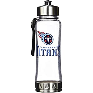 NFL Tennessee Titans Clip-On Water Bottle