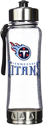 Tennessee Titans Water (NFL Tennessee Titans Clip-On Water Bottle)