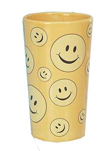 Buy Napco Ceramic Smiley Face Vase Online At Low Prices In India