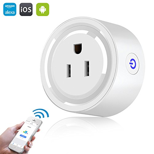 Smart WiFi Outlet