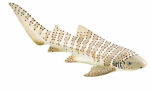 Safari Ltd  Wild Safari Sea Life Zebra Shark