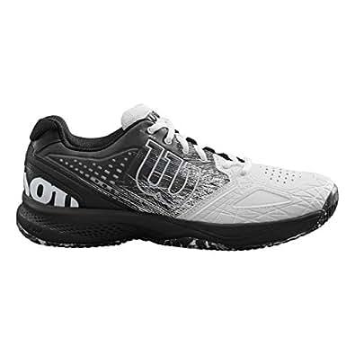 Wilson - Kaos Comp 2.0 Cc, Zapatillas de Tenis Hombre, Blanco (White/