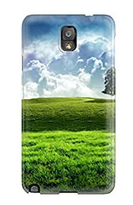 Snap-on Case Designed For Galaxy Note 3- Nature