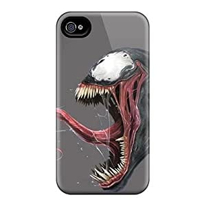 Excellent iphone 5 5s Case Tpu Cover Back Skin Protector Venom
