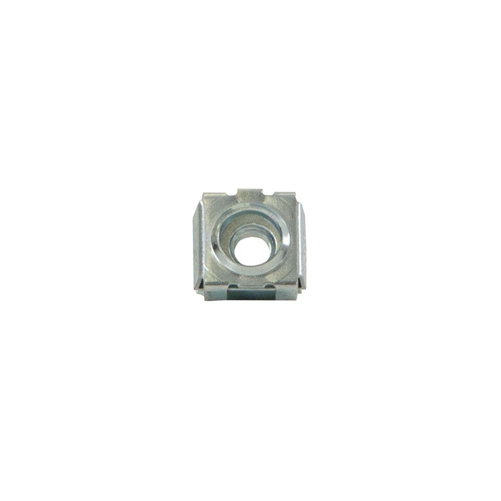 M6 Cage Nuts - 100 Pack Kendall Howard 0200-1-002-04