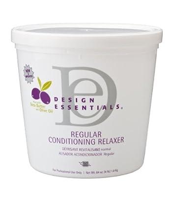 Design Essentials Conditioning Relaxer Regular 4lb