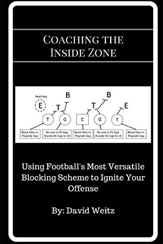 Coaching the Inside Zone: Using Football's Most Versatile Blocking Scheme to Ignite Your - Offense Zone Football