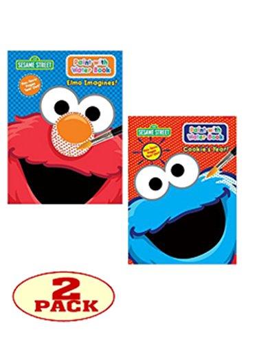 Sesame Street Books Imagines Cookies