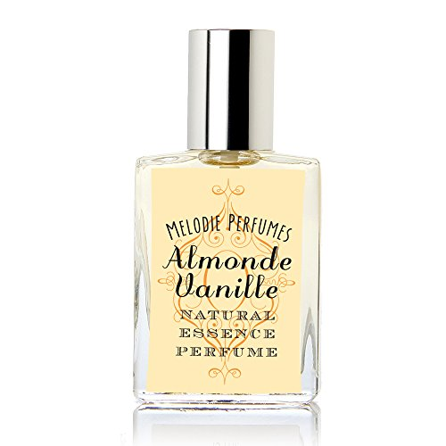 Melodie Perfumes Almond Vanille Natural Perfume for Women. Almond Vanilla Essential Oil Fragrance. Rollerball 15 ()