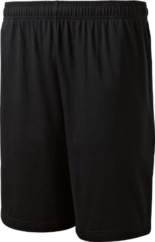 Sport-Tek - Jersey Knit Shorts with Pockets. ST310 - X-Large - Black