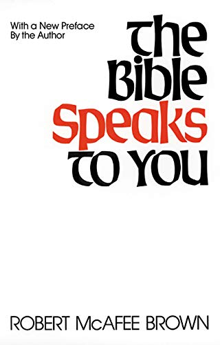 The Bible Speaks to You Paperback – Illustrated, January 1, 1985