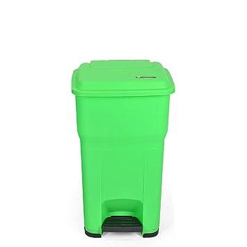 Amazon.com: Homelx - Cazuela de basura para exteriores, tipo ...