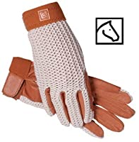 Ssg Lycrochet Gloves by SSG Riding Glove...