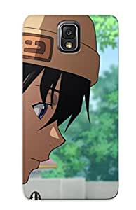 IARMFeK1817obLaW Tough Galaxy Note 3 Case Cover/ Case For Galaxy Note 3(yukiteru Future Diary) / New Year's Day's Gift