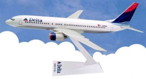 2000 Livery - Daron LP4121N B737-800 Delta Airlines - 2000 Livery