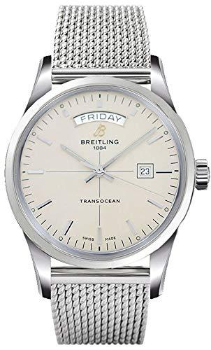 Breitling Transocean Day Date Mens Watch A4531012/G751 (Breitling Watch Wrist Date)