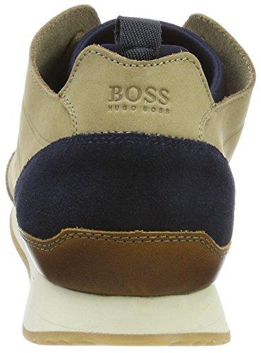Beige nuun1 Basses Homme Runn Beige Medium Sneakers Adrenal BOSS 1qnfH4Tq