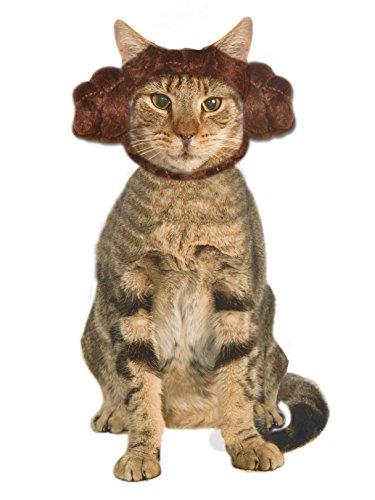 Rubie's Star Wars Princess Leia Buns Cat Hood One Size -