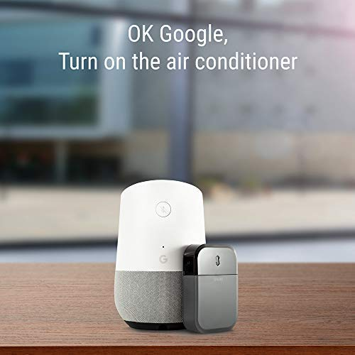 Sensibo Sky (International) - Air Conditioner Controller, Wi-Fi, Compatible with iOS and Android, Compatible with Alexa & Google Home