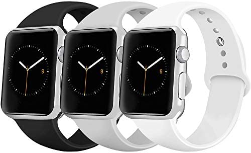 iGK Compatible Silicone Replacement iWatch product image